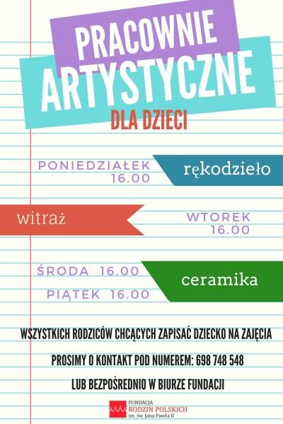 PRACOWNIE ARTYSTYCZNE 2