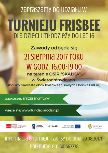 TURNIEJ_FRISBEE